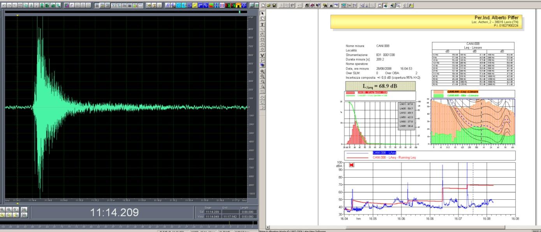 Alberto piffer tecnico competente in acustica trento for Software di progettazione di edifici domestici